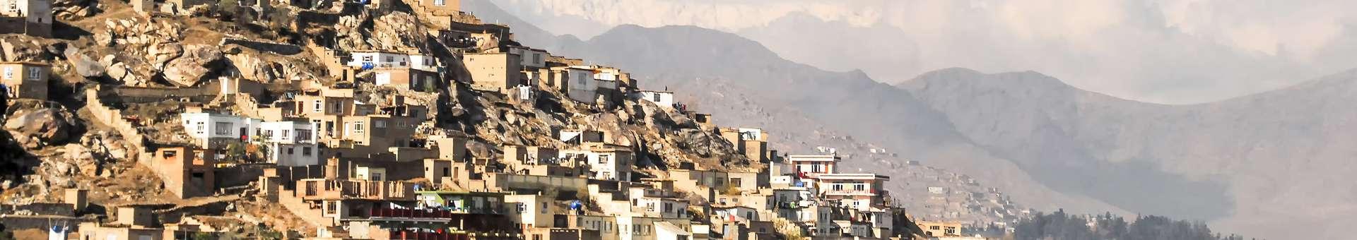 Búsqueda de información Whois de nombres de dominios en Afganistán