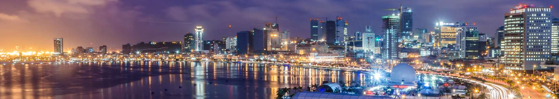 Search Whois information of domain names in Angola