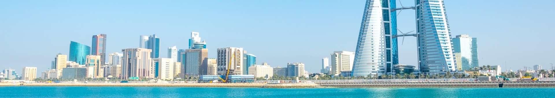Búsqueda de información Whois de nombres de dominios en Bahrein
