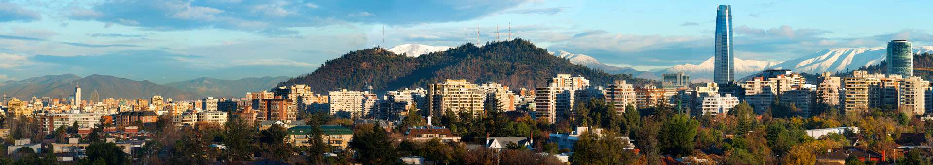 Search Whois information of domain names in Chile