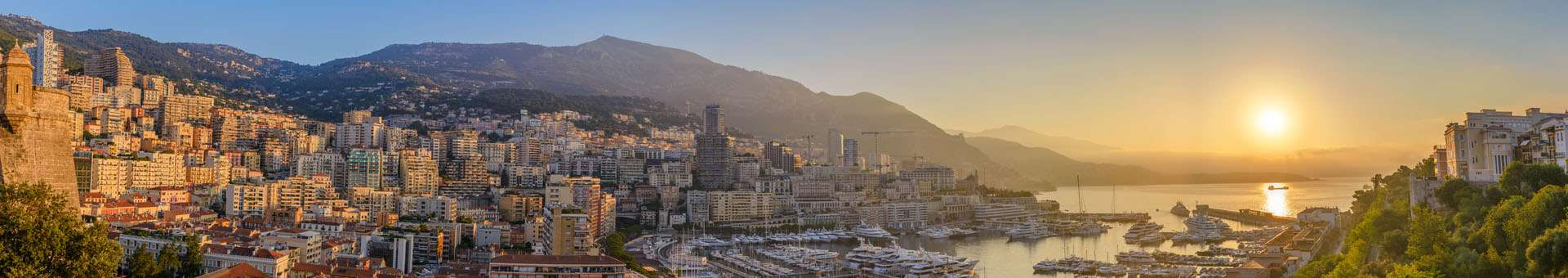 Search Whois information of domain names in Monaco